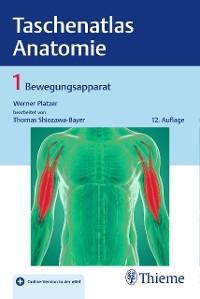 Cover Taschenatlas Anatomie, Band 1: Bewegungsapparat