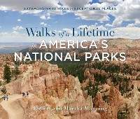 Cover Walks of a Lifetime in America's National Parks