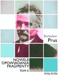 Cover Nowele opowiadania fragmenty. Tom 2