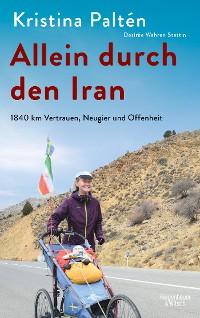 Cover Allein durch den Iran