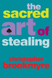 Cover The Sacred Art of Stealing