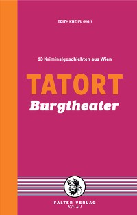 Cover Tatort Burgtheater