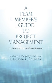 Cover A Team Member'S Guide to Project Management