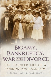 Cover Bigamy, Bankruptcy, War and Divorce