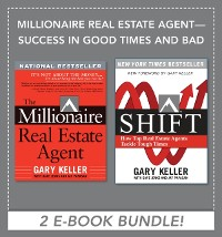 Cover Millionaire Real Estate Agent - Success in Good Times and Bad (EBOOK BUNDLE)