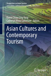 Cover Asian Cultures and Contemporary Tourism