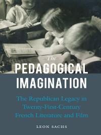 Cover The Pedagogical Imagination