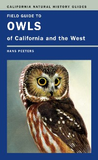 Cover Field Guide to Owls of California and the West