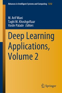 Cover Deep Learning Applications, Volume 2