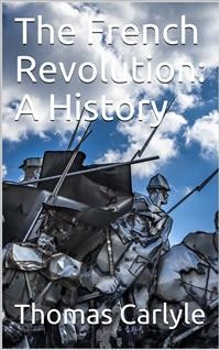 Cover The French Revolution: A History
