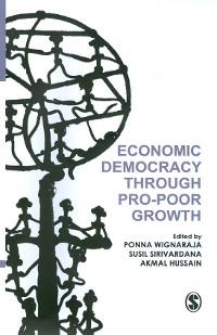 Cover Economic Democracy through Pro Poor Growth