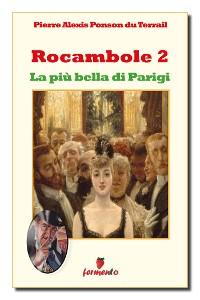 Cover Rocambole 2. La più bella di Parigi