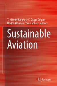 Cover Sustainable Aviation