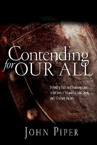 Cover Contending for our all