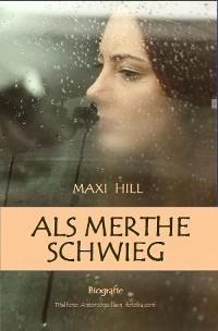 Cover Als Merthe schwieg