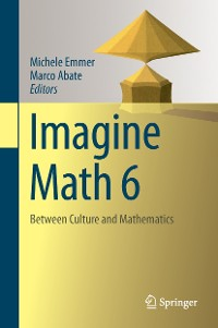 Cover Imagine Math 6