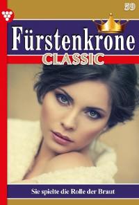 Cover Fürstenkrone Classic 59 – Adelsroman