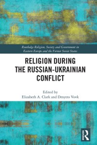 Cover Religion During the Russian Ukrainian Conflict