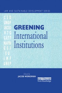 Cover Greening International Institutions