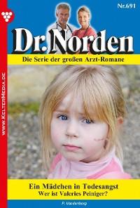 Cover Dr. Norden 691 – Arztroman