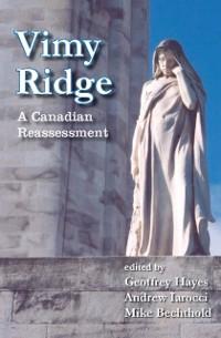 Cover Vimy Ridge