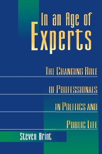 Cover In an Age of Experts