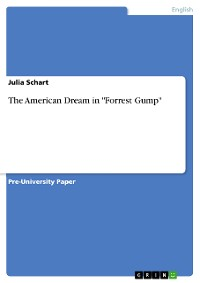 """Cover The American Dream in """"Forrest Gump"""""""