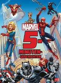 Cover Marvel 5-Minuten-Geschichten