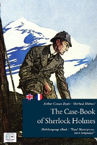 Cover The Case-Book of Sherlock Holmes (English + French Interactive Version)
