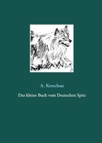 Cover Das kleine Buch vom Deutschen Spitz
