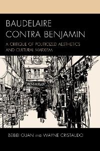 Cover Baudelaire Contra Benjamin
