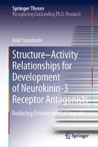Cover Structure–Activity Relationships for Development of Neurokinin-3 Receptor Antagonists
