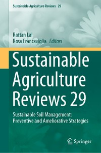 Cover Sustainable Agriculture Reviews 29