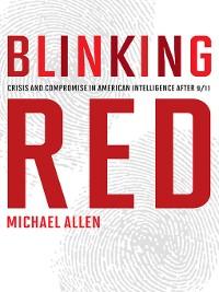 Cover Blinking Red