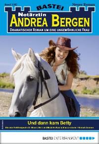 Cover Notärztin Andrea Bergen 1382 - Arztroman