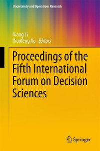 Cover Proceedings of the Fifth International Forum on Decision Sciences