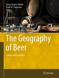 Cover The Geography of Beer