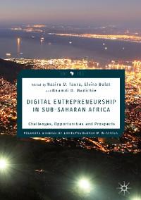 Cover Digital Entrepreneurship in Sub-Saharan Africa