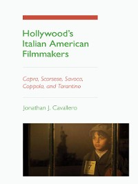 Cover Hollywood's Italian American Filmmakers