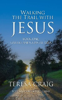 Cover Walking the Trail with Jesus