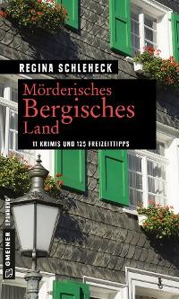 Cover Mörderisches Bergisches Land