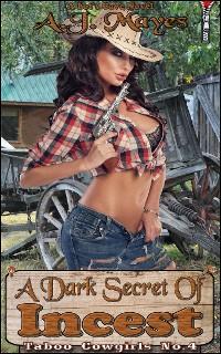 Cover A Dark Secret Of Incest