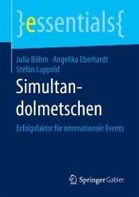 Cover Simultandolmetschen