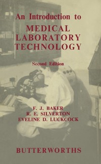 Cover Introduction to Medical Laboratory Technology