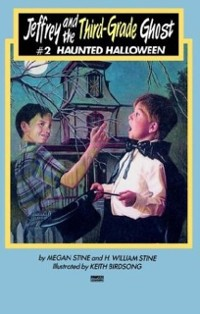 Cover Jeffrey and the Third-Grade Ghost: Haunted Halloween