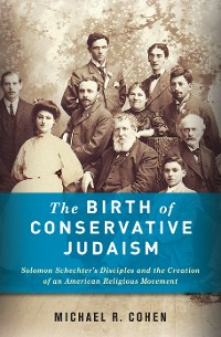 Cover The Birth of Conservative Judaism