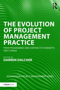Cover Evolution of Project Management Practice