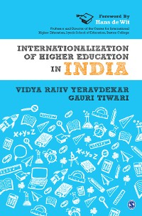 Cover Internationalization of Higher Education in India