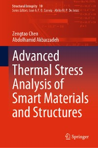 Cover Advanced Thermal Stress Analysis of Smart Materials and Structures