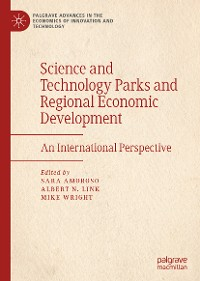 Cover Science and Technology Parks and Regional Economic Development